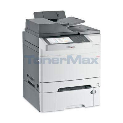 Lexmark X548dte